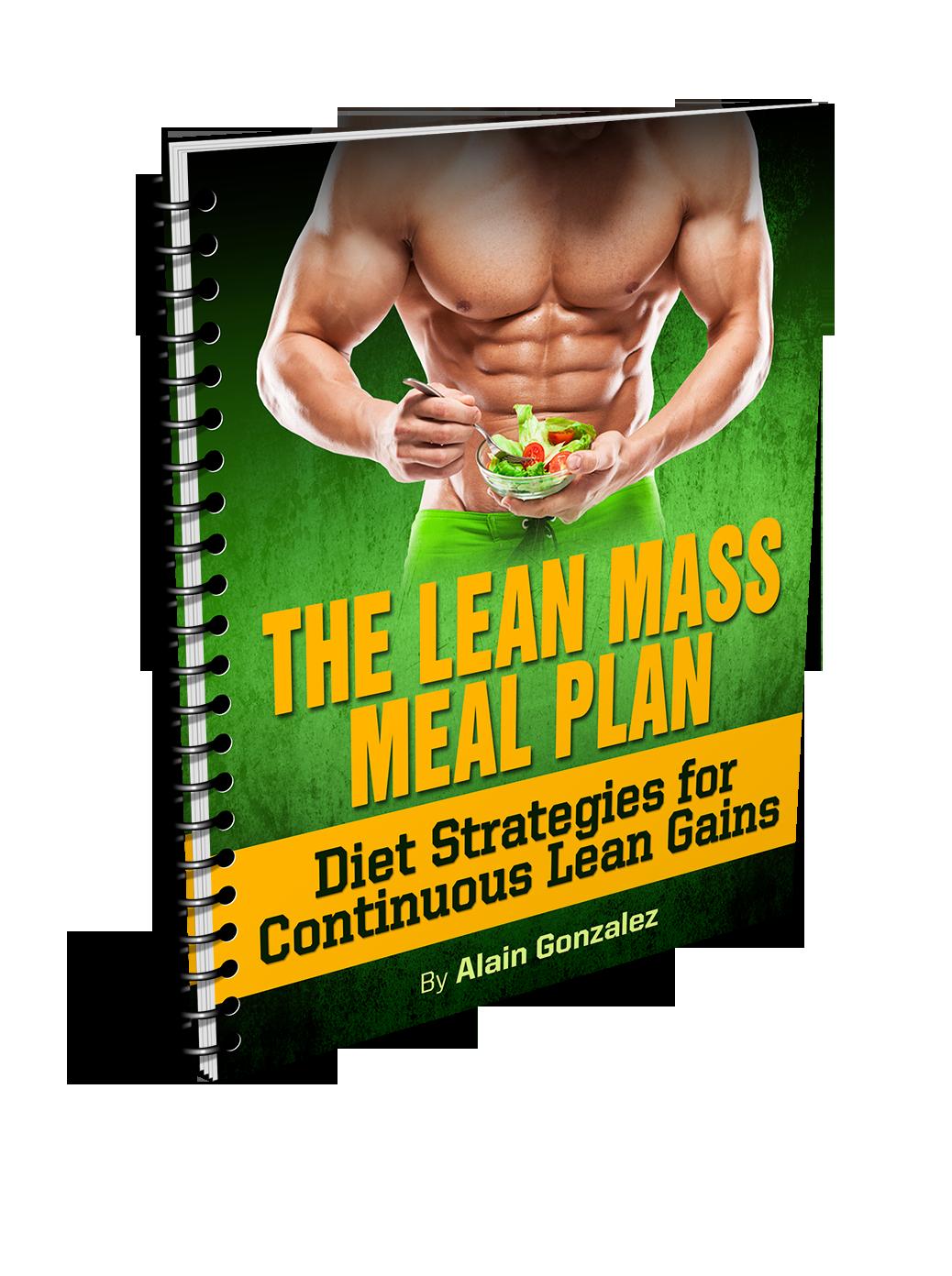 Lean Mass Meal Plan