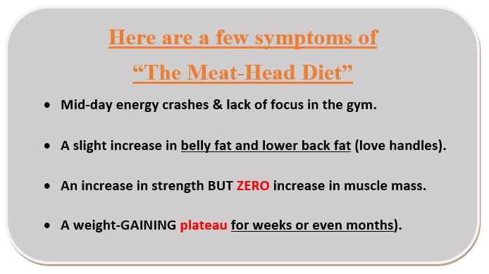 Meat Head Diet